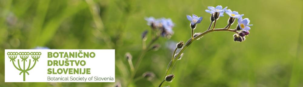 Botanično društvo Slovenije
